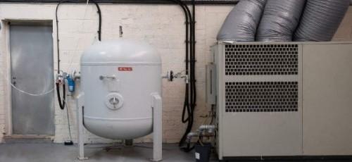 Nyomástartó edény, gőz, gáz, oxigén, nitrogén és nemezgáz légtartály létesítési engedély.